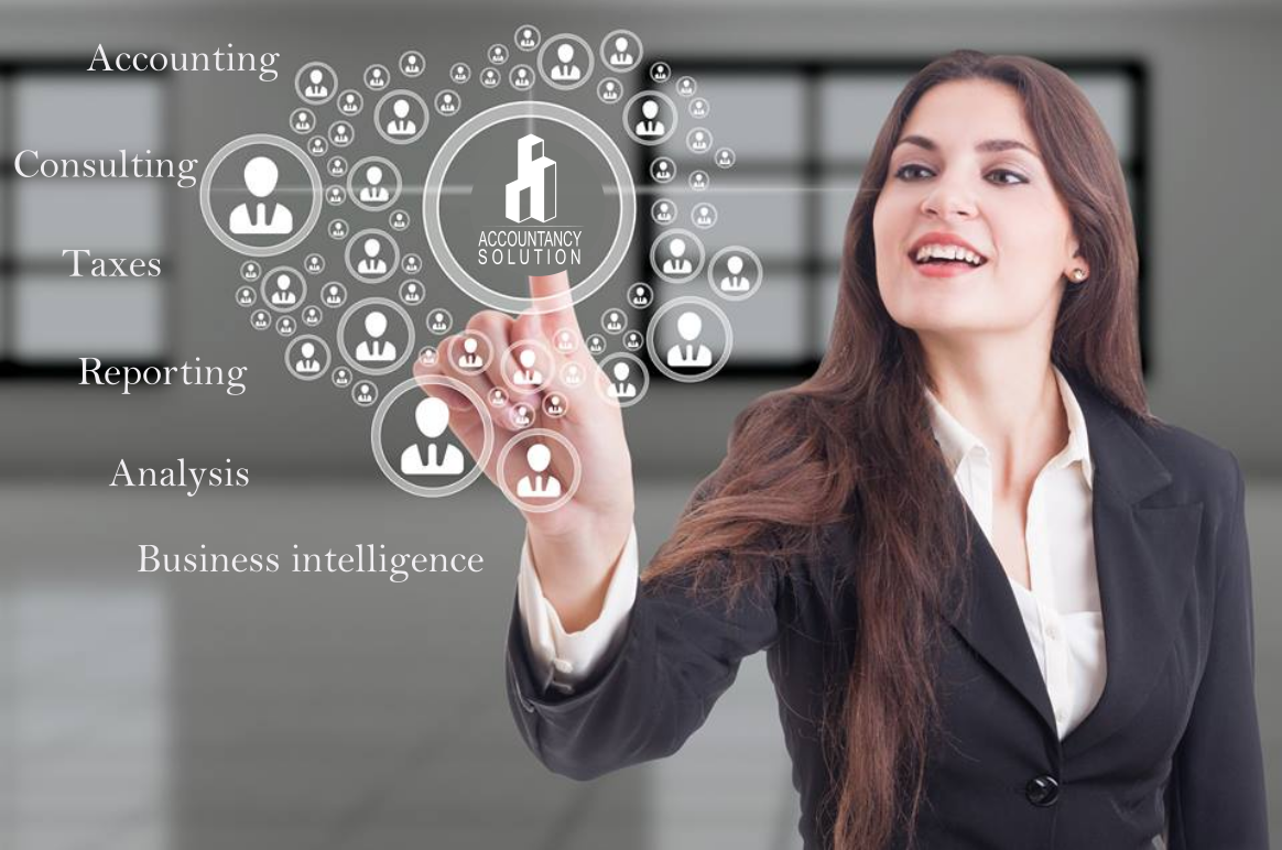 Accountancy Solution Business intelligence and Accounting services